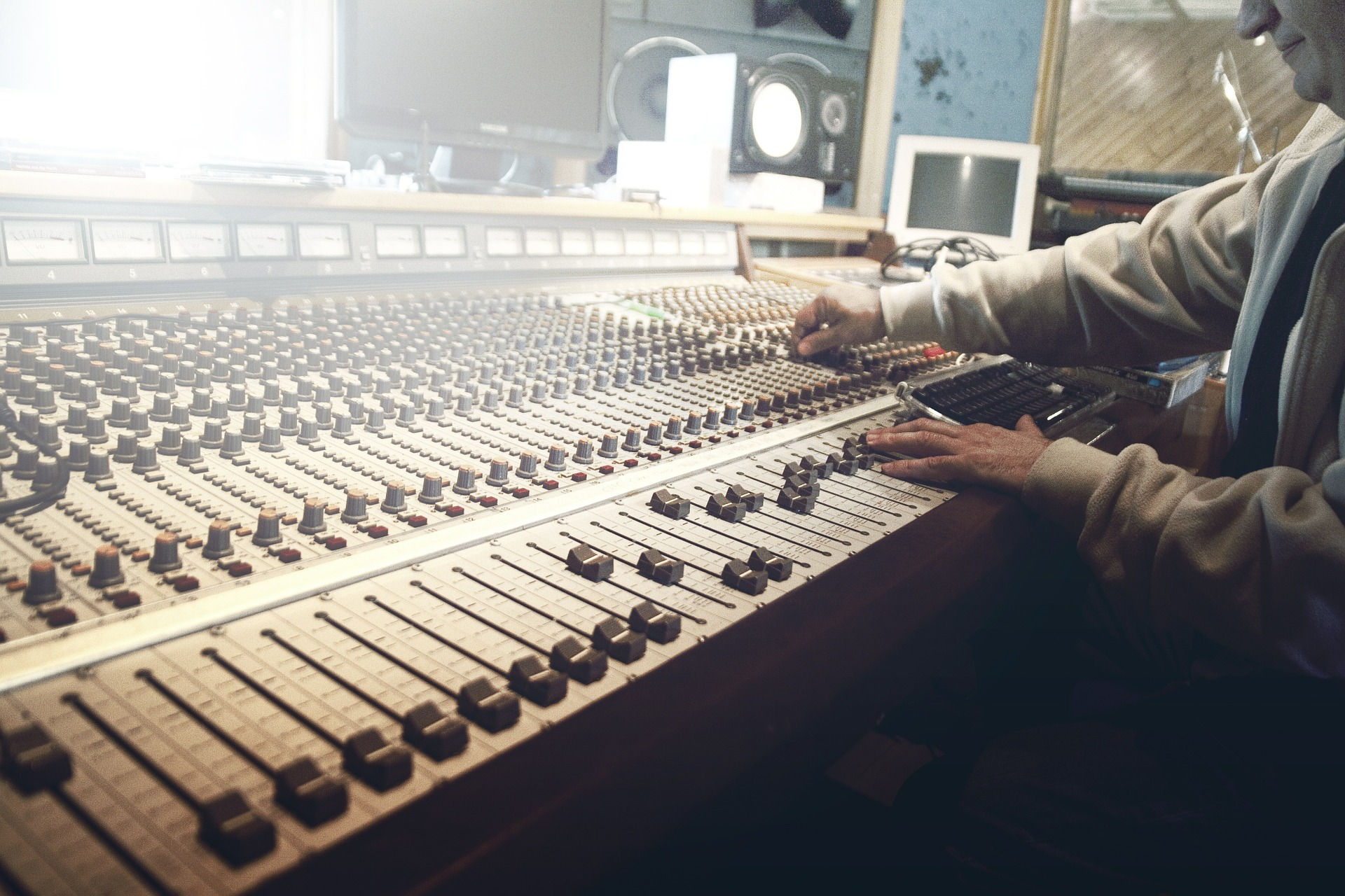 How to make the most of your studio recording time